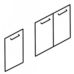 Двери низкие TLD 42-2