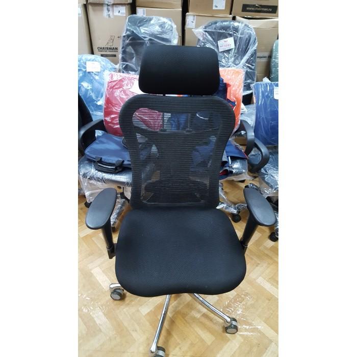 Кресло руководителя Chairman 769 TW-11 черное  демонстрационное