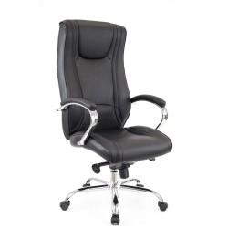 Кресло Everprof Argo M Кожа Черный