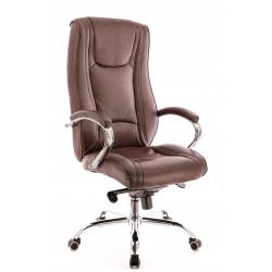 Кресло Everprof Argo M Кожа Коричневый