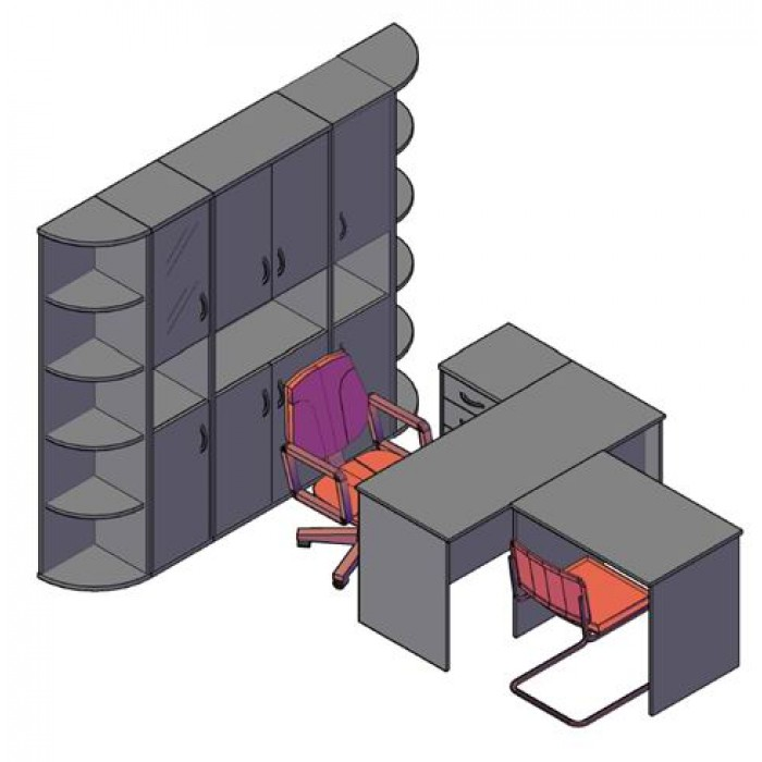 Оперативная мебель Imago комбинация №2