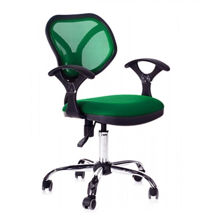 Кресло оператора Chairman 380 зеленое