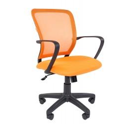 Chairman 698 черный пластик оранжевый