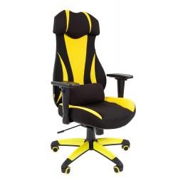 CHAIRMAN GAME 14 черный/желтый