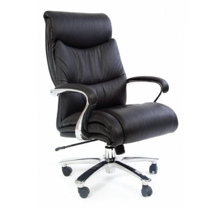 Кресло руководителя Chairman 401 натуральная кожа высшей категории